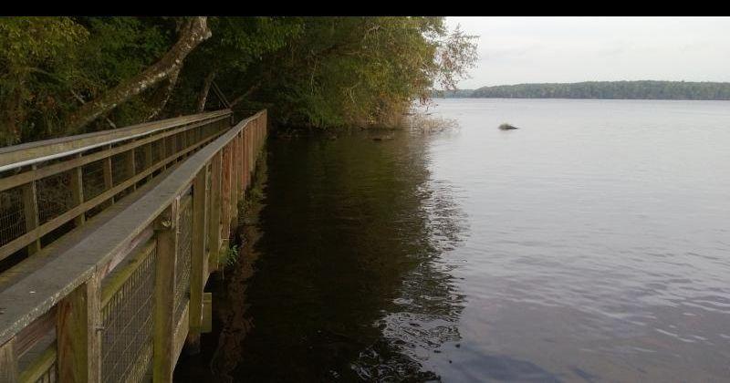 Lake Talquin Boardwalk
