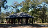 Silver Lake Recreation Area - picnic pavillion