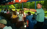Wakulla Springs interpretive tour boat cruise