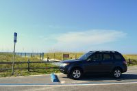 Dr. Julian G. Bruce St. George Island State Park - beach access parking