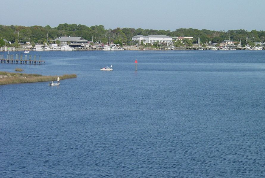Carrabelle Harbor